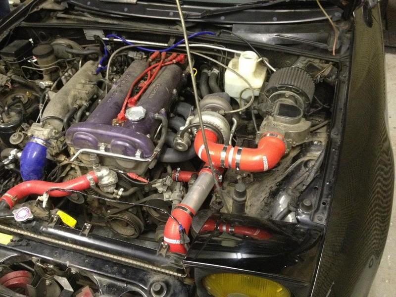 SOS Motorsport - Engine Work